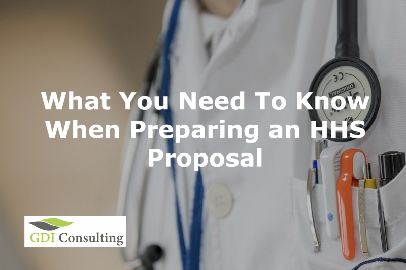 What You Need To Know When Preparing an HHS Proposal
