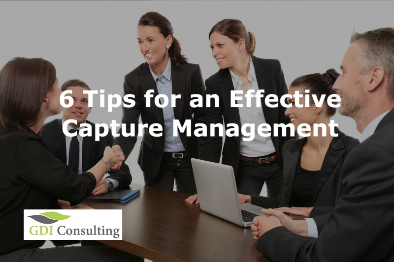 Effective Capture Management