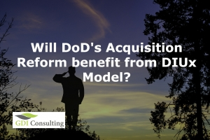 Will DoD's Acquisition Reform benefit from DIUx Model
