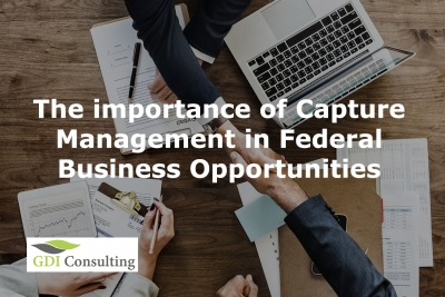 Capture Management in Federal Business Opportunities