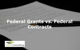 Federal Grants vs. Federal Contracts