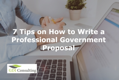 7 Tips on How to Write a Professional Government Proposal