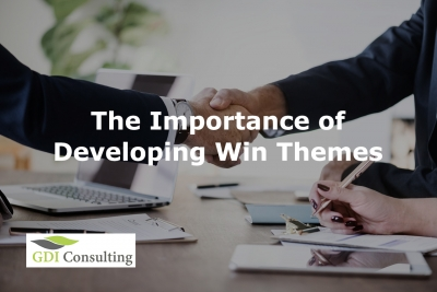 The Importance of Developing Win Themes
