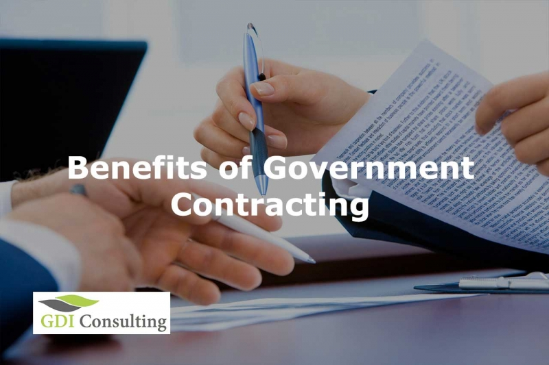 Benefits of Government Contracting
