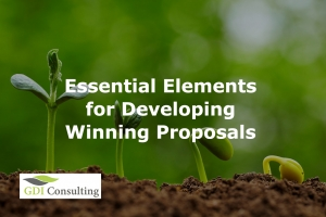 Essential Elements for Developing Winning Proposals