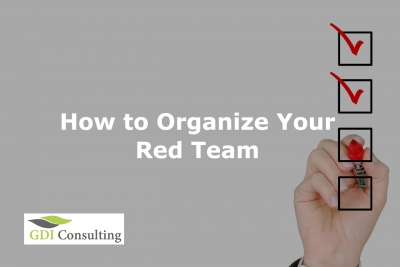 How to Organize Your Red Team