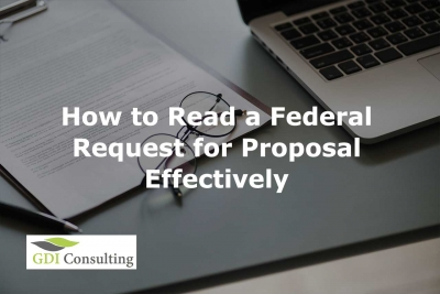 How to read a Federal Request for Proposal effectively