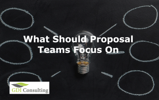 What Should Proposal Teams Focus On?