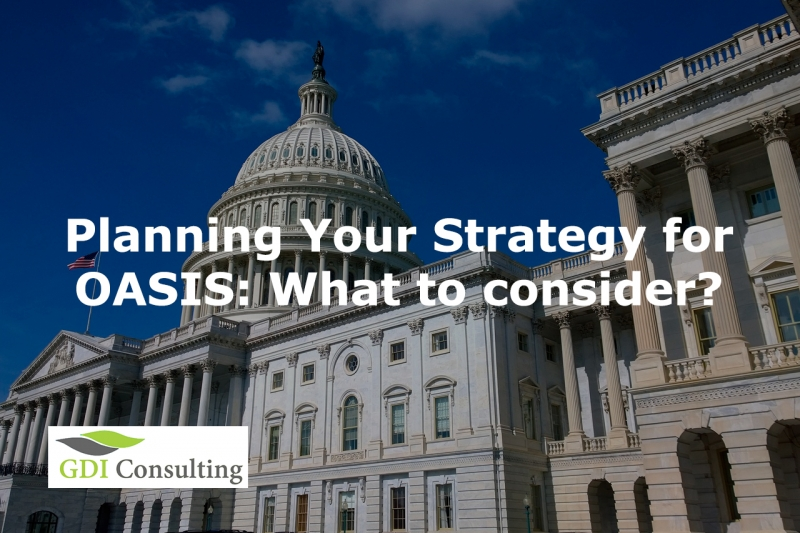 One of the most lucrative contract opportunities for 2019 is One Acquisition Solution for Integrated Services (OASIS) On-Ramping