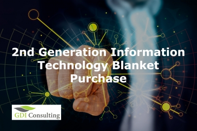 2nd Generation Information Technology (2GIT) Blanket Purchase Agreement