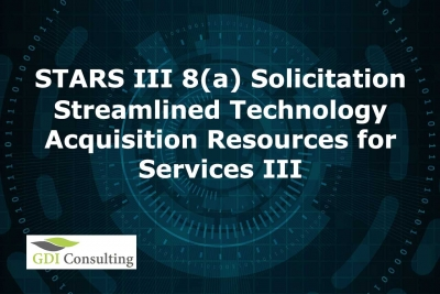 STARS III 8(a) solicitation