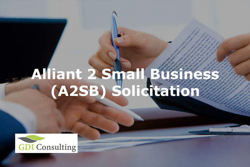 Alliant-2-Small-Business-(A2SB) professional writing of winning proposals