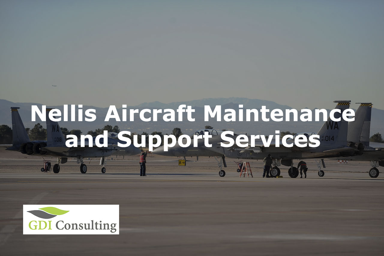 Nellis Aircraft Maintenance and Support Services